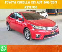 Toyota Corolla Xei Aut 2016/2017 R$71.900 Jaime Augusto */ *