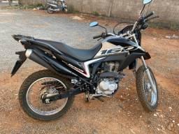 Moto Honda Bros Esdd