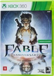Jogo: Fable Anniversary ( Original ) Para Xbox 360