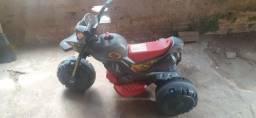 Moto elétrica pra criança