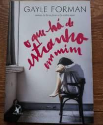 Livro: O que há de estranho em mim
