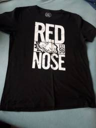 Camisa Red Nose semi nova tam( P)