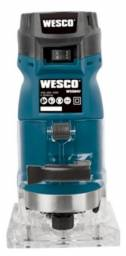 Tupia Laminadora Nova 500w Pinça 1/4 E 6mm Ws5047u 220v Wesco