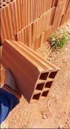 Milheiro de tijolos 14x29