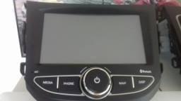 Multimidia Som Tv Gps Bluetooth Original  HB20 Novo Barato