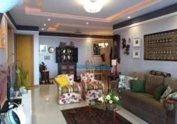Apartamento com 3 dormitórios à venda, 120 m² - Agriões - Teresópolis/RJ