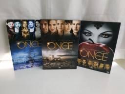 Box Once Upon a time ( 1º,2º 2 3º temporada)