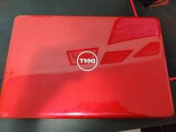 Notebook Dell Inspiron 5567 I5 8gb Ssd 240Gb Placa de Vídeo AMD M445