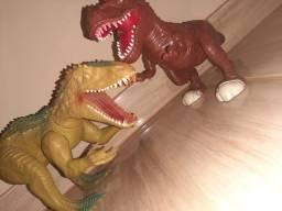 Brinquedos  dinossauros