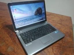 Notebook Core i3 /4gb /320HD Vendo ou  troco