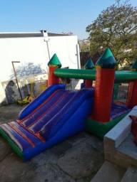 Brinquedo inflável