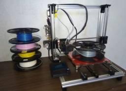 Impressora 3D no cartão