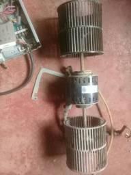 Motor ventilador split piso teto