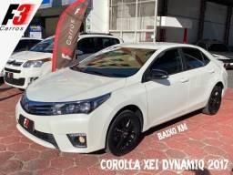 Corolla XEI Dynamiq 2016/2017 ( Baixo KM)