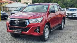 Toyota Hilux TOP NOVINHA GNV... Financia com precinho.