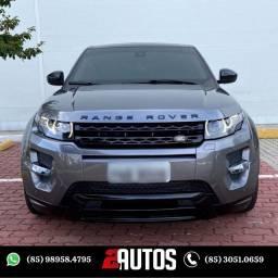 Range Rover Evoque Dynamic Black edition.