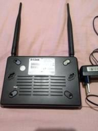 Moldem D- link modelo dsl-2740E