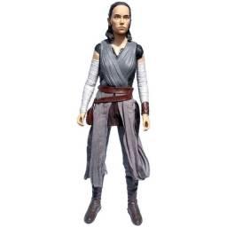 Boneco de ação Rey (os últimos jedi) 45cm