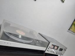 Toca disco dd100q deck gradiente cd 2500. $ 1.100