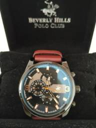 Relógio Beverly Hills Polo Club