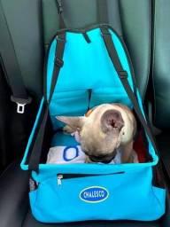Cesto para transporte em Carro para Gatos ou Cães de Pequeno Porte