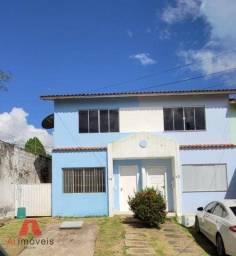 Casa com 2 dormitórios para alugar, 71 m² por R$ 1.514,00/mês - São Francisco - Rio Branco