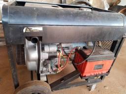 Gerador De Energia TOYAMA diesel