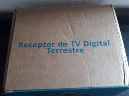 Receptor de tv digital positivo