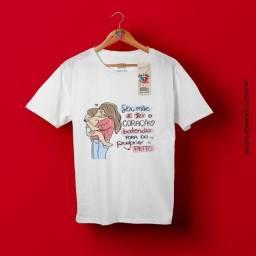 Camiseta p/ o Dia das Mães