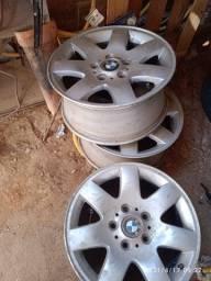 Vendo ou troco rodas 16....bmw