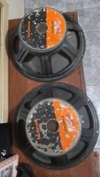 Auto falantes de 15 selenium woofer 350-RMS