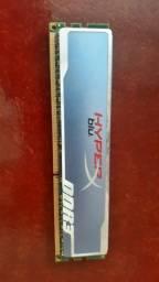 Memória DDR3 4 GB 1600 MHZ