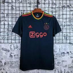 Camisa Ajax (Bob Marley Tribute) 21-22