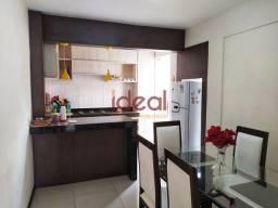 Apartamento à venda, 3 quartos, 1 vaga, Barrinha - Viçosa/MG
