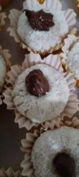 Doce Ninho com Nutella (cento)