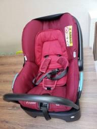 Cadeira Bebê Conforto Maxi-Cosi com Base Robin - 0 a 13kg - Vermelho