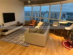 Apartamento à venda com 3 dormitórios em Jardim, Santo andre cod:16953