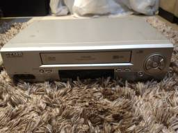 Video Cassete Semp Modelo VC-X698 - 7 cabeças