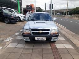 Chevrolet s10 2005 2.8 executive 4x2 cd 12v turbo electronic intercooler diesel 4p manual