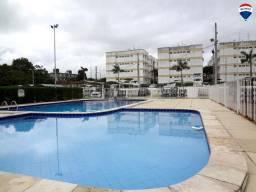 Apartamento com 3 quartos, 57 m² por R$ 155.000 - Serraria - Maceió/AL