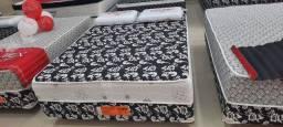 Cama casal padrão Pelmex - nova de fábrica com frete grátis