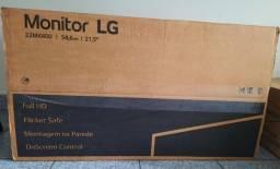Monitor para PC LG 22MK400H-B 21,5? LED + Widescreen Full HD Hdmi