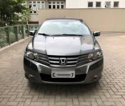 Honda CITY EX 2010, automático,baixa km, novíssimo