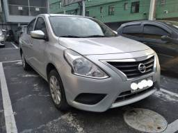 Nissan versa 1.0 2016