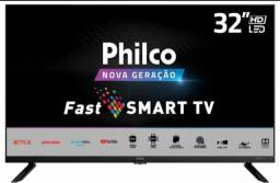 Vendo smart tv nova philco.