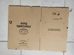 Caixa de Papelão Tamanho P Mercado Livre ML