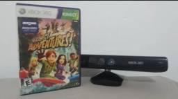 Knect Xbox 360 + jogo - Super Conservado !
