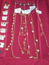 Joias magold/joias folheadas a ouro18,cm 2anos de garantia