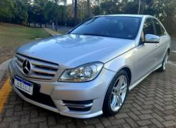 Título do anúncio: Mercedes Benz C 180 1.6 CGI Sport
