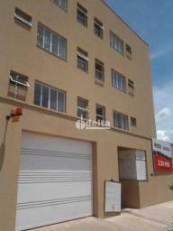 Apartamento com 2 dormitórios para alugar, 55 m² por R$ 850/mês - Santa Mônica - Uberlândi